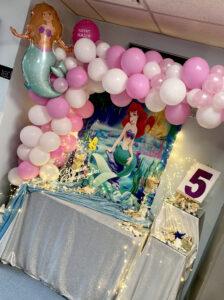 Ариел-русалки-парти